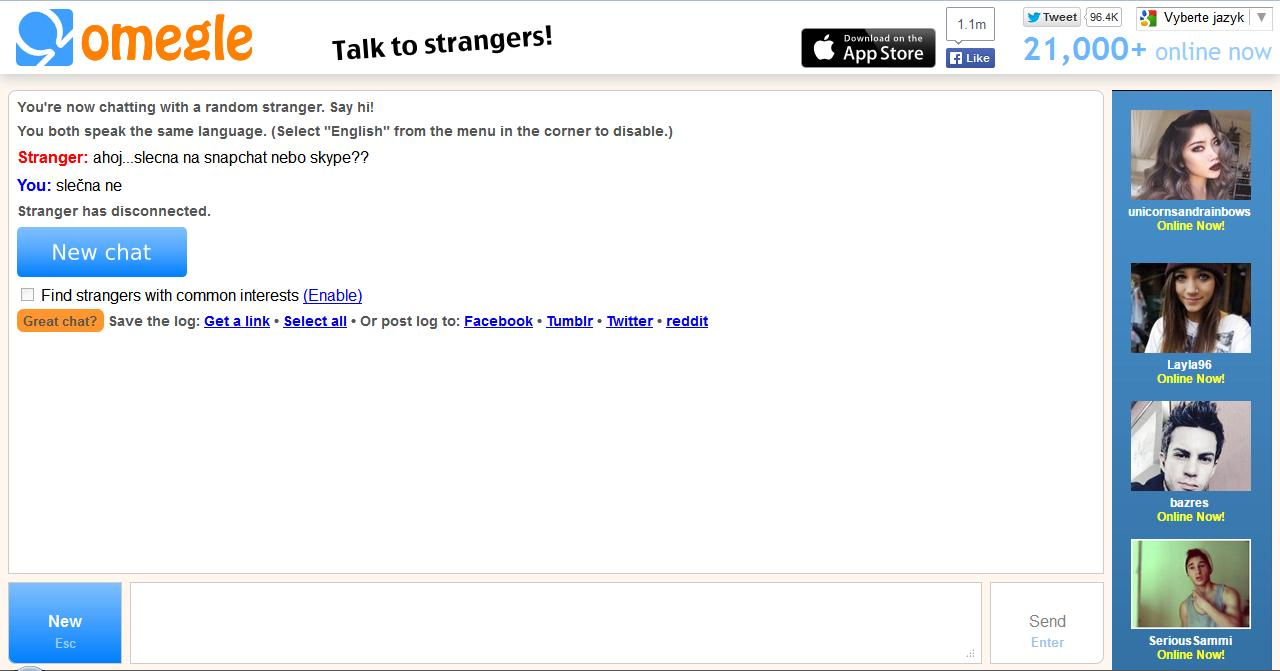 omegle co to
